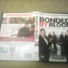 Bonded by blood (2010) - DVD - Film thriller, Engleza