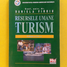 RESURSELE UMANE IN TURISM Daniela Firoiu - Carte Resurse umane