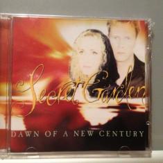 SECRET GARDEN - DAWN OF A NEW....(1999/UNIVERSAL MUSIC)- CD NOU/SIGILAT/ORIGINAL, universal records
