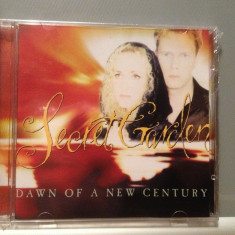 SECRET GARDEN - DAWN OF A NEW....(1999/UNIVERSAL MUSIC)- CD NOU/SIGILAT/ORIGINAL - Muzica Ambientala universal records