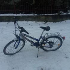 Bicicleta Mountain Bike pentru femei, 24 inch, Numar viteze: 18