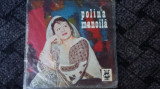 POLINA MANOILA , VINIL FARA ZGARIETURI