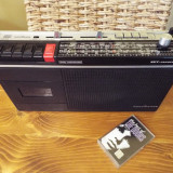 radio casetofon Nordmende 114