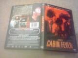 Cabin Fever (2002)  - DVD, Engleza