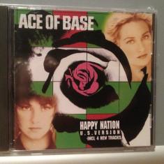 ACE OF BASE - HAPPY NATION (1993/BARCLAY REC/GERMANY) - CD NOU/SIGILAT/ORIGINAL - Muzica Pop universal records