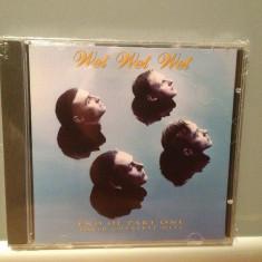 WET WET WET - GREATEST HITS (1993/PHONOGRAM/UK) - CD NOU/SIGILAT/ORIGINAL - Muzica Pop universal records
