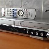 Dvd recorder combo video recorder panasonic dmr-es35v