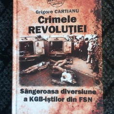 CRIMELE REVOLUTIEI - SANGEROASA DIVERSIUNE A KGB-ISTILOR DIN FSN - Istorie