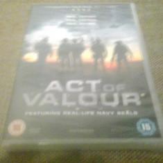 Act of valour (2012) - DVD - Film actiune, Engleza