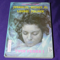 Twin Peaks 1 - Jurnalul secret al Laurei Palmer (5015 - Carte Horror
