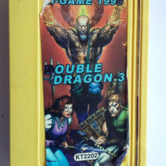JOC DOUBLE DRAGON 3, JOC SEGA . - Jocuri Sega