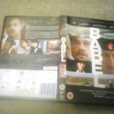 BABEL (2006) - DVD - Film actiune, Engleza