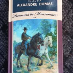 DOAMNA DE MONSOREAU-DUMAS ,VOL 2 ,STARE FOARTE BUNA CA NOUA .