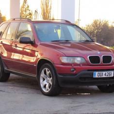 BMW X5 4x4, 3.0 Diesel, an 2003, Motorina/Diesel, 220000 km, 2998 cmc, Seria X
