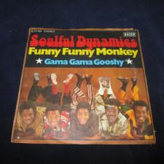 Soulful dynamics - Funny Funny Monkey / Gama Gama Gooshy_vinyl, 7