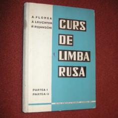 Curs de limba rusa - Pt.Institutul de Constructii - A.Florea, A.Leuchter