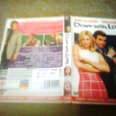 Down with love (2003) - DVD, Engleza