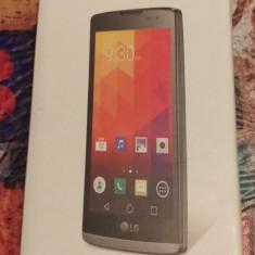 LG Leon 4G NOI ! Sigilate ! - Telefon LG, Gri, Neblocat