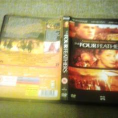 The Four feathers (2002) - DVD - Film drama, Engleza