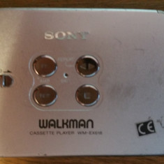Walkman Sony WM-EX618 - Casetofon