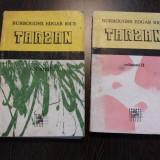 TARZAN * 2 volume - Edgar Rice Burroughs - Editura Interferente, Cluj, 1992 - Carte de aventura