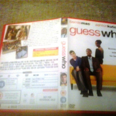 Guess who (2005) - DVD - Film comedie, Engleza