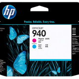 Hp 940 cyan/magenta officejet printhead (c4901a)