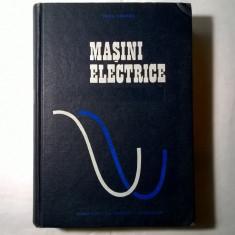 Toma Dordea - Masini electrice - Carti Electrotehnica