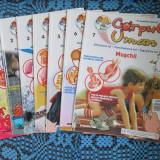Revista EXPLORAND CORPUL UMAN (numerele 1 - 7, DeAGOSTINI - CA NOI!!!)