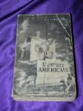 L esprit americain - H S Commager 1965 spiritul american (f0188