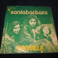 Santabarbara - chiquilla / baja de tu nube_vinyl, 7