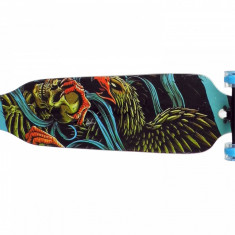 Longboard Drop-through 104cm Roti LED NOU Discount -15% - Skateboard Nespecificat, Copii