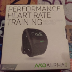 Bratara SmartBand Mio Alpha 2 Performance - Bratara fitness