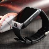 NOU Smart watch cu SIM gsm si camera + folie de protecție
