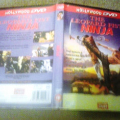 The Leopard Ninja (1982) - DVD - Film actiune, Engleza
