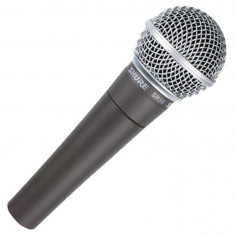 Microfon Shure Incorporated profesional Shure cu fir SM 58