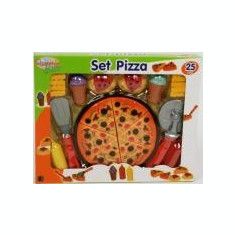 SET PIZZA 25 PCS - Plita electrica
