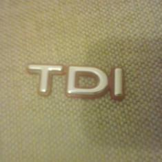 Sigla emblema - TDI - FORD - 59x 20 mm - Embleme auto
