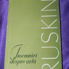 John Ruskin - Insemnari despre arta (f0164