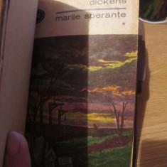 Charles Dickens - Marile sperante 2 vol - Roman, Anul publicarii: 1968