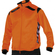 Trening Hummel Stockholm Micro unisex marime S (164) - Trening dama, Marime: S/M, Culoare: Orange