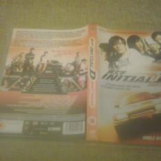 Initial D Drift Racer (2005) - DVD - Film actiune, Engleza