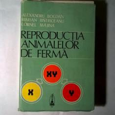 A. Bogdan, s.a. - Reproductia animalelor de ferma