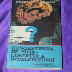 Cunoasterea de sine conditie a intelepciunii Adina si Septimiu Chelcea (f0080