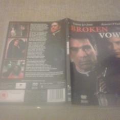 Broken vows (1987) - DVD - Film drama, Engleza
