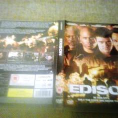 EDISON (2005) - DVD - Film actiune, Engleza