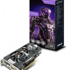 Placa video SAPPHIRE AMD 11217-01-20G, R9 270X, PCI-E, 2048MB GDDR5, 256 bit, 1020MHz, 5600 MHz, 2*DVI, HDMI, DP, OC, FAN bulk - Placa video PC Sapphire, PCI Express, 2 GB, Ati
