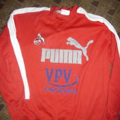 Tricou al Echipei Fotbal FC Koln, marca Puma, Germania, masura L - Tricou echipa fotbal, Marime: L, Culoare: Rosu