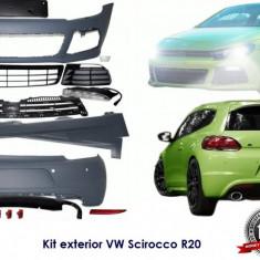 Kit exterior VW Scirocco R20 - Body Kit Diederichs, Volkswagen, SCIROCCO (137) - [2008 - ]