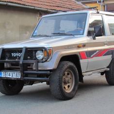 Toyota Land Curiser 4x4 autoutilitara, 2.4 Turbo Diesel, an 1989, Motorina/Diesel, 1 km, 2429 cmc, LAND CRUISER